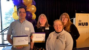 2017 HSL's UW Distinguished Staff Nominees
