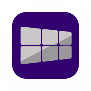 Data Wall Icon