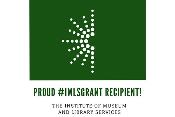 IMLS Recipient Social Media Badge