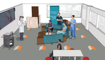 Health Sciences Library Invests in New Virtual Reality Lab