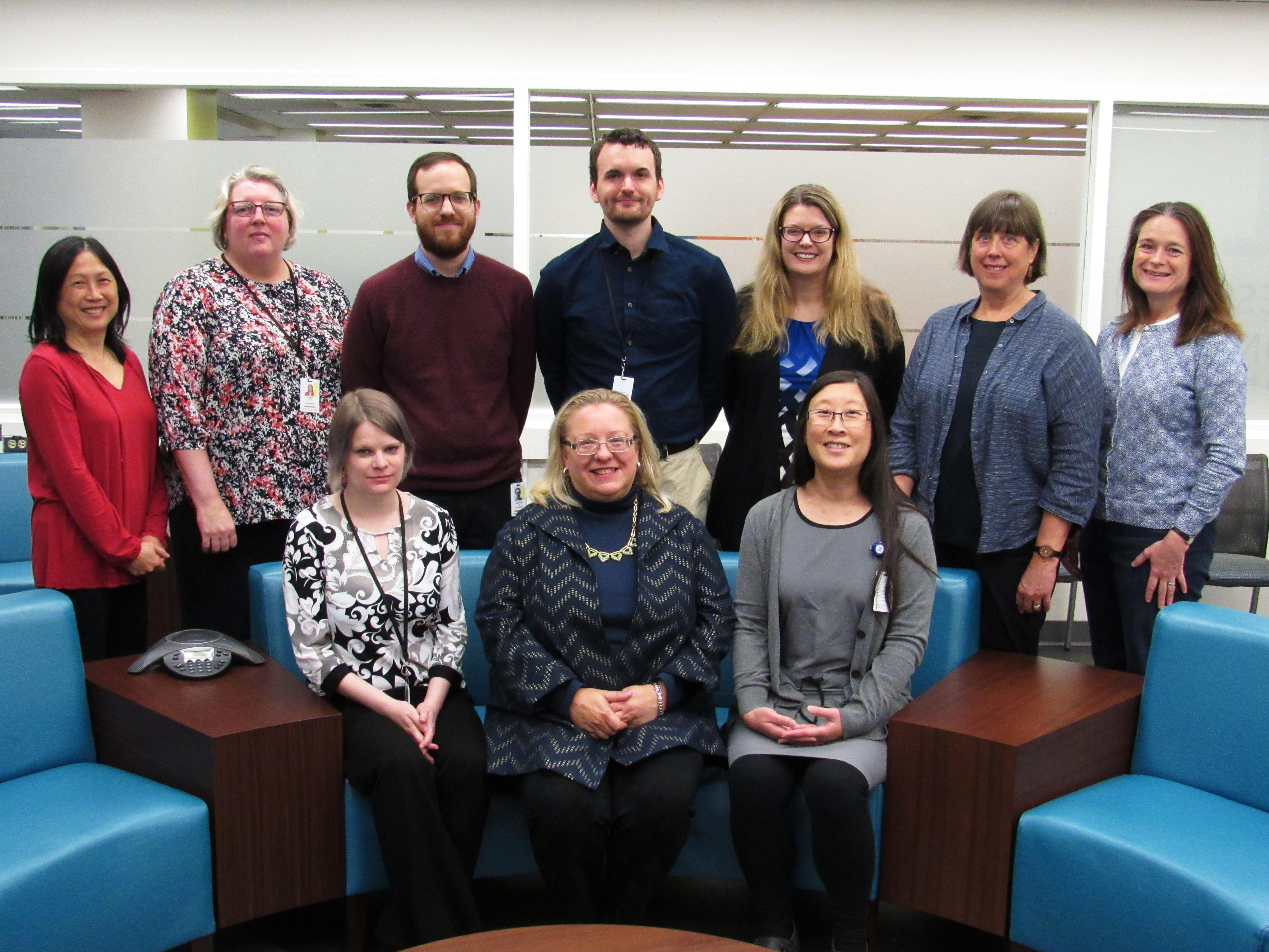 2017 Liaison Librarians