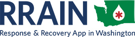 RRAIN.  Response and Recovery App in Washington