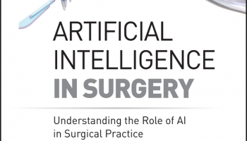 New title on AI in surgery added to HSL eBooks page!