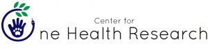 UW Center for One Health Research Logo